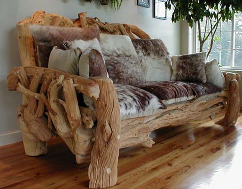 How long does log furniture last for?Best Log Furniture