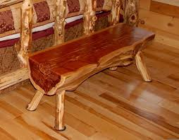 Red Cedar Log Furniture